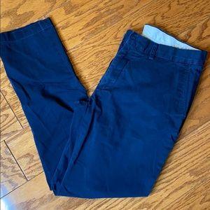 Polo Ralph Lauren slim fit Navy khakis